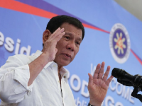 Philippine President Rodrigo Duterte Seeks To Withdraw From The International Criminal Court (ICC)