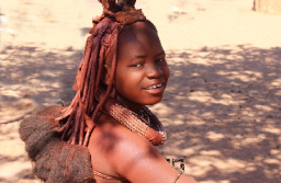 The Himba Tribe — Clothing And Hair Style With A Difference