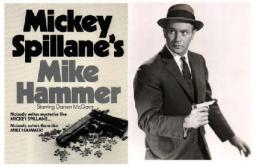 Happy 100th, Mickey Spillane!