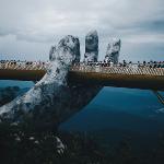 Vietnamese Golden Bridge — Cầu Vàng