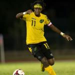 Meet Jamaica's Sensational And Inspirational Reggae Girlz Player Khadija Shaw