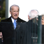 Joe Biden Flies Kite On Presidential Run