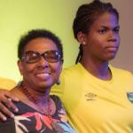 "Jamaica's Reggae Girl Khadija ""Bunny Shaw"" Named Footballer Of The Year Award"