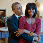 Barack And Michelle Obama Get Most Admired Man/Woman Titles