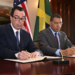 U.S. Signs Energy Cooperation Framework With Jamaica