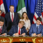 USMCA Replaces NAFTA As New Trade Deal Signs