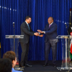 Jamaica And Kenya Sign Agreements