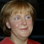 German's Chancellor Angela Merkel Supports The 'Squad'