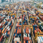 Chinese Exports Show Increase