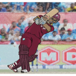 "Chris Gayle ""The Universe Boss"" In A Spot Of Bother"