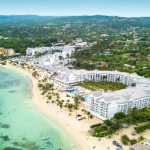 Tourism Minister Edmund Bartlett Applauds Owners Of RIU Hotel