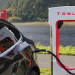 Tesla Makes Shares Record