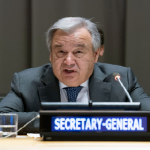 UN Secretary Pledges Support For Caribbean