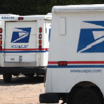 Postal Service Put On Ice
