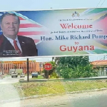 Pompeo Goes Support Shopping In Guyana And Suriname