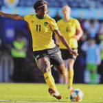 National Honor For Prolific Reggae Girl – Khadija Shaw