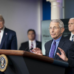 Dr. Fauci Shows No Mercy On The Trump Campaign