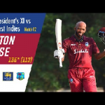 Roston Chase Named New Windies Vice-Captain