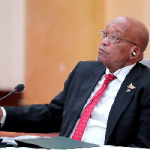Former South Africa's President To Be Sent To Prison