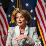 Speaker Nancy Pelosi Banking On Joe Manchin